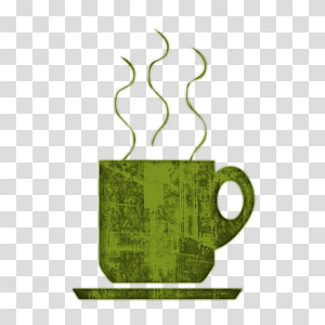 Green tea Coffee cup , chinese tea PNG