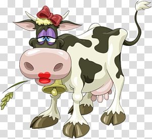 Dairy cattle , Dairy cow PNG