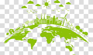 graphics Sustainability Illustration Sustainable city , city PNG clipart