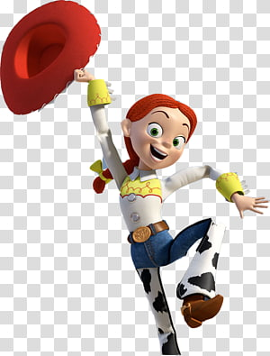 Jessie Sheriff Woody Toy Story 2: Buzz Lightyear to the Rescue, toy PNG clipart