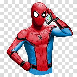 Miles Morales Superhero Iron Man Ant-Man Marvel Universe, Iron Man PNG