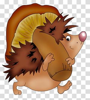 Hedgehog Child , Cartoon hedgehog PNG