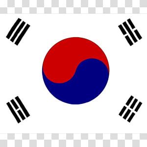 Flag of South Korea North Korea Flags of the World, Flag PNG