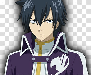 Gray Fullbuster Fairy Tail Anime Drawing Character, gray PNG clipart