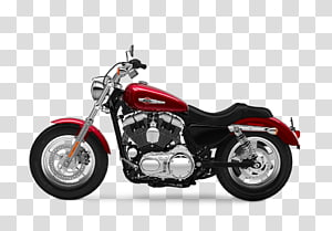 Harley-Davidson Softail Motorcycle Car Bobber, motorcycle PNG