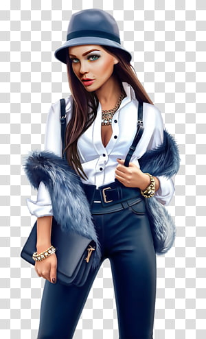 Fashion Woman Model Бойжеткен Girl, woman PNG