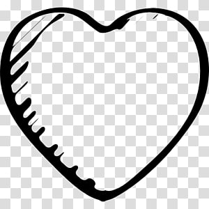 Heart Computer Icons Shape Sketch, heart PNG clipart
