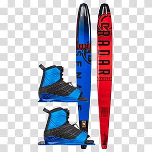 Ski Bindings Water Skiing Slalom skiing, skiing PNG clipart