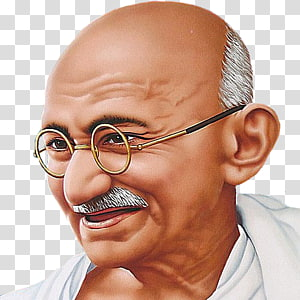 Mahatma Gandhi, Mahatma Gandhi Non-cooperation movement My Life India Gandhi Jayanti, India PNG