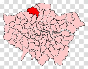 Chingford London Borough of Southwark Cities of London and Westminster London boroughs, map PNG clipart