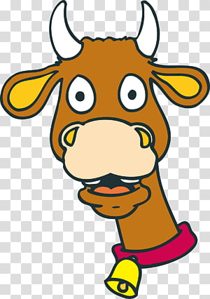 Cattle Cartoon , Cow PNG
