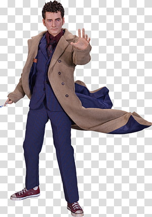 Tenth Doctor Sixth Doctor Sideshow Collectibles Action & Toy Figures, doctor figure PNG clipart
