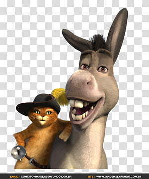 Donkey Adaptations of Puss in Boots Princess Fiona Shrek, donkey PNG