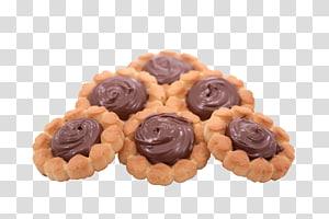 Cookie Milkshake Petit four Chocolate, Heart butter cookies PNG