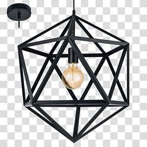 Pendant light Lighting Light fixture EGLO, pendant decorations PNG clipart
