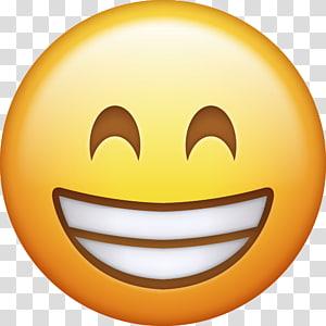 smiley emoticon, Emoji Happiness Emoticon Smiley, emoji PNG