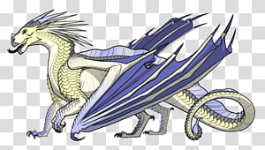 Darkness of Dragons Darkstalker Wings of Fire, dragon PNG