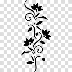 Tattoo Sticker Wall decal Floral design, flower PNG