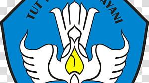 white bird logo, Logo Kementerian Pendidikan dan Kebudayaan Indonesia South Jakarta Ministry of Education and Culture, Tut wuri handayani PNG clipart