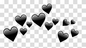 hearts illustration, Desktop PicsArt Studio , others PNG