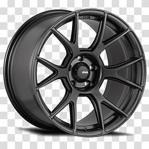 Custom wheel Rim Bronze Metal, wheel rim PNG clipart