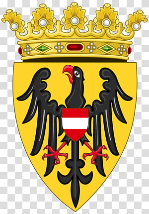 Holy Roman Empire Coat of arms of Germany Eagle Holy Roman Emperor, eagle PNG