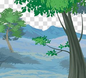 Euclidean , Forest PNG clipart