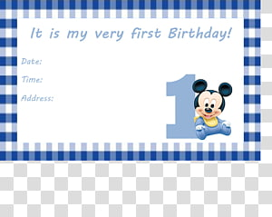 Mickey Mouse Minnie Mouse The Walt Disney Company Disney Baby Bébés Disney, mickey mouse PNG