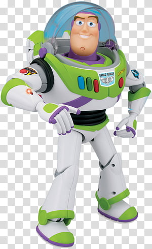 Buzz Lightyear art, Toy Story Buzz Lightyear Sheriff Woody Action & Toy Figures, toy story PNG