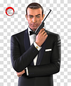 Sean Connery James Bond 007: From Russia with Love James Bond Film Series, james bond PNG clipart