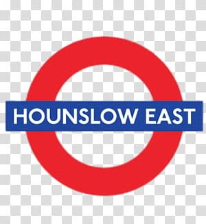 Hounsflow East logo, Hounslow East PNG