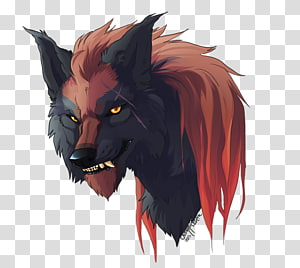 Dog Drawing Pack Black wolf, wolf PNG