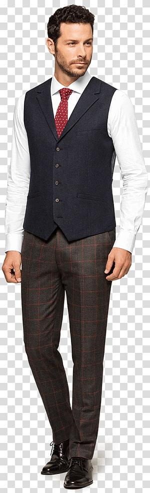 Suit Formal wear Sleeve Tuxedo Gilets, vest PNG