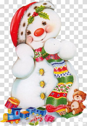 Ded Moroz Christmas Snowman Santa Claus Gift, christmas PNG clipart