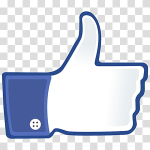 like icon, Facebook Social media Like button Thumb signal, like PNG clipart