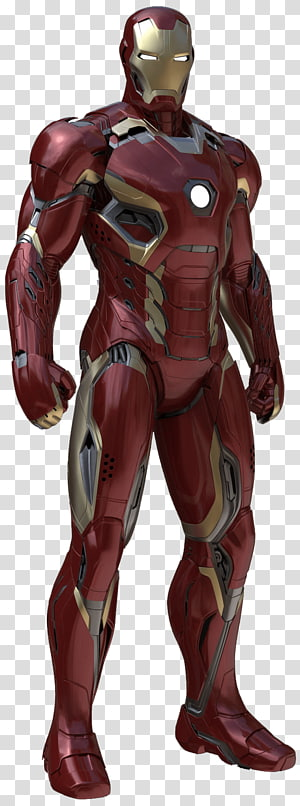Iron Man\'s armor Edwin Jarvis Marvel Cinematic Universe Film, Iron Man PNG clipart