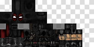 Marvel Deadpool armaments, Minecraft: Pocket Edition Creeper Skin Batman, Minecraft PNG