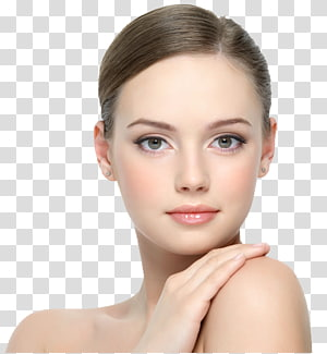 Cosmetics Face Lotion Skin care Model, Face PNG clipart
