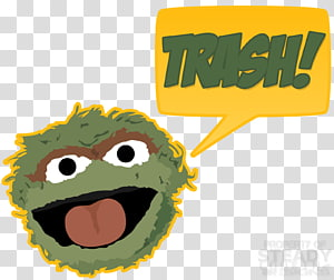 Oscar the Grouch Bert Cookie Monster Academy Awards, others PNG clipart