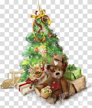 Christmas tree Christmas ornament Christmas card , christmas tree PNG