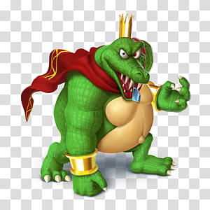 Kremling Super Smash Bros.™ Ultimate Donkey Kong Country King K. Rool Nintendo Switch, kingkong PNG clipart