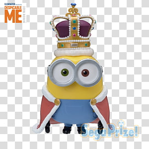 Felonious Gru Model figure King Bob Despicable Me Minions, king bob PNG clipart