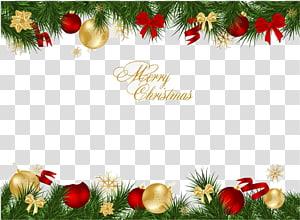 christmas border PNG