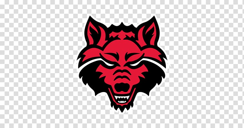Arkansas State University Arkansas State Red Wolves football Arkansas State Red Wolves baseball Arkansas State Red Wolves men\'s basketball Sport, wolf PNG