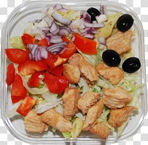 Pasta salad Tzatziki Vegetarian cuisine, salad PNG clipart