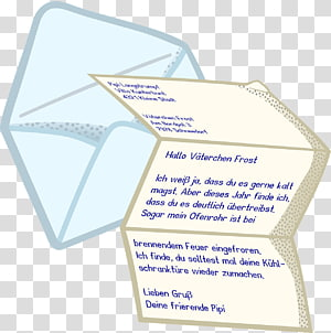 Paper Letter Mail, Envelope PNG clipart