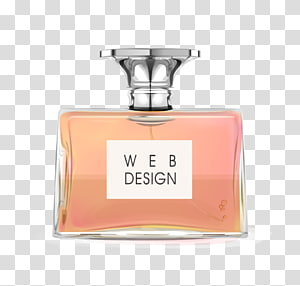 Web Design perfume bottle , Perfume Bottle, perfume PNG clipart