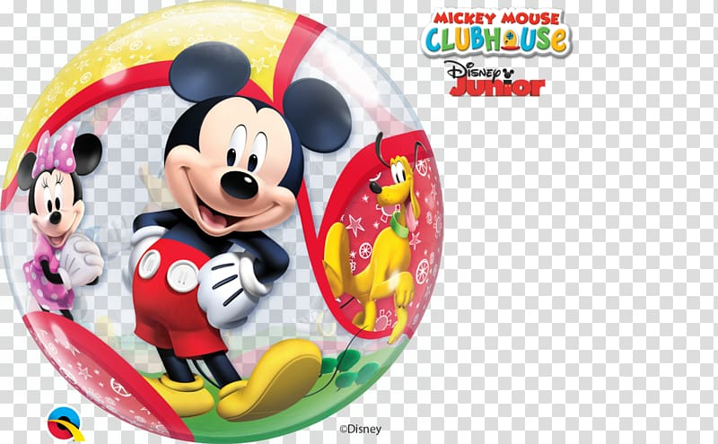 Mickey Mouse Minnie Mouse Disney Fairies Belle Balloon, mickey mouse PNG