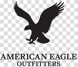 American Eagle Outfitters Logo Brand Clothing, eagle PNG clipart