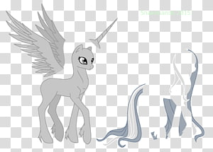 My Little Pony Winged unicorn , My little pony PNG clipart